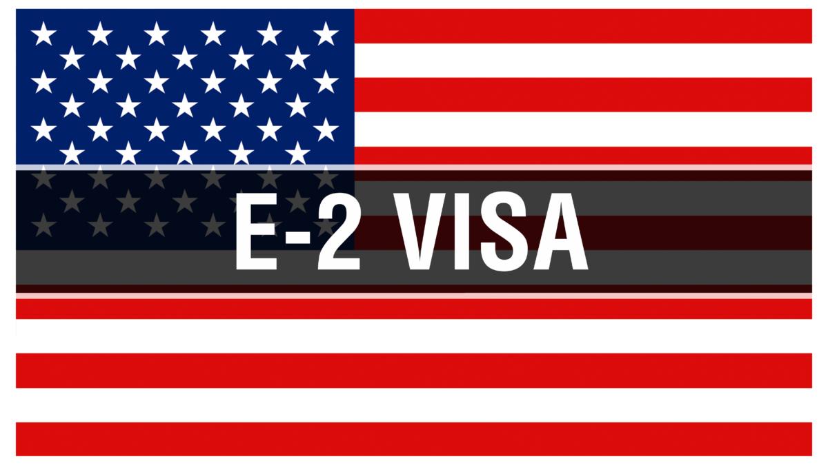 E-2 Visa and U.S Tax Implications